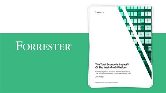 The Total Economic Impact™ of the Intel vPro® Platform