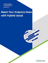 Reaching Analytics Goals with Hybrid Cloud
