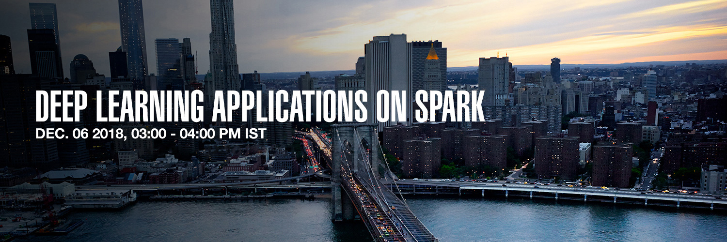 Deep Learning Applications on Spark