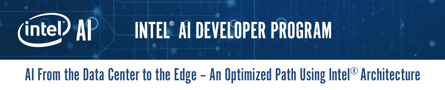 Intel AI Developer Program
