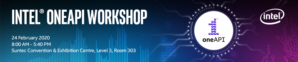 Intel® oneAPI Workshop