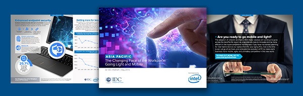 IDC Infobrief: Changing Face of the Workplace