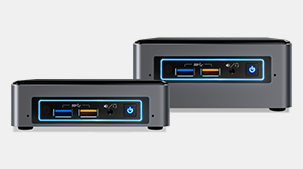 Intel® NUC 8 Mini PC