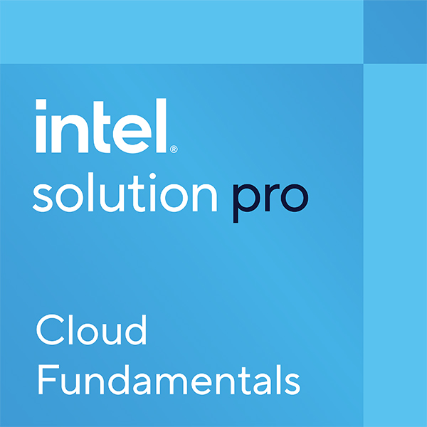 Intel Solution Pro - Cloud Fundamentals
