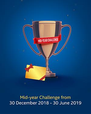 Mid-year Challenge