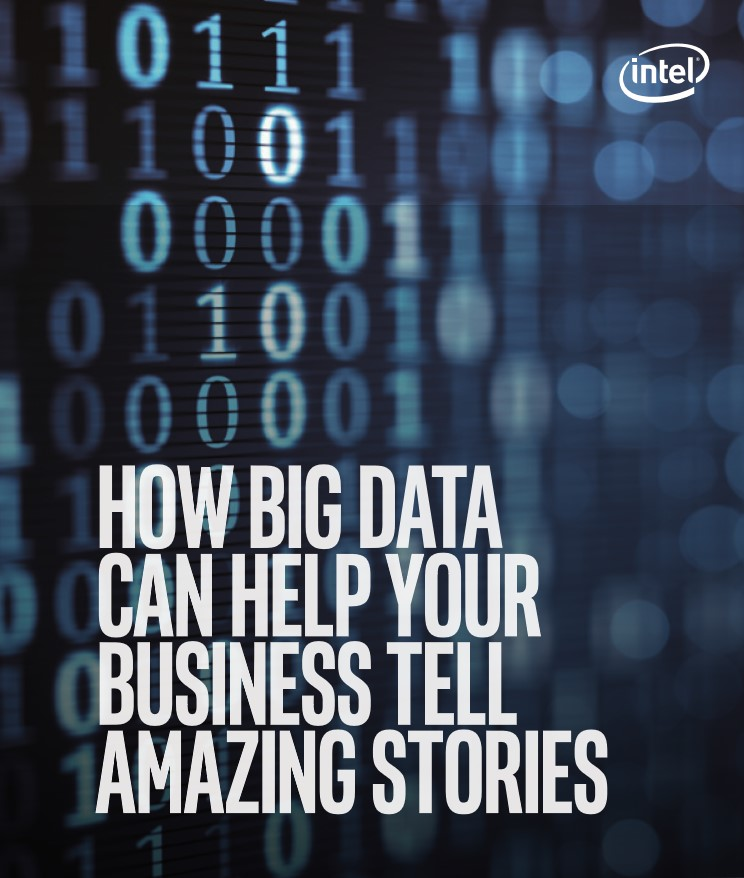 How Big data can help your business tell amazing stories