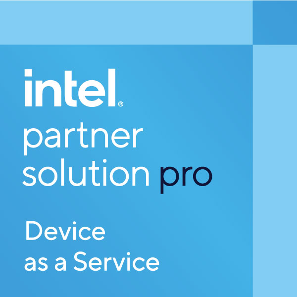 Intel Solution Pro - Device as a Service
