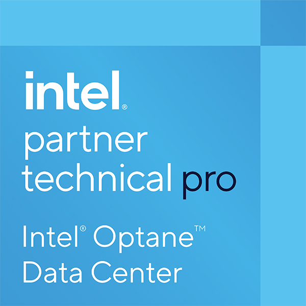 Intel Partner Technical Pro - Intel Optane Data Center