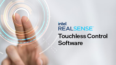 Intel® RealSense™ Touchless Control Software