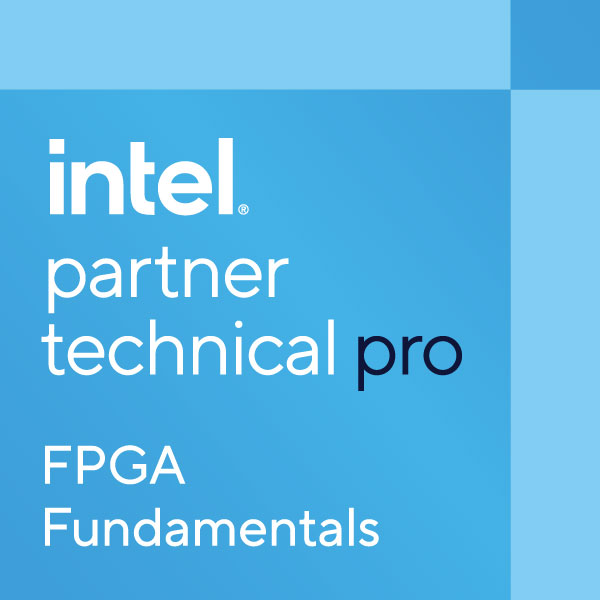 Intel Partner Technical Pro - FPGA Fundamentals
