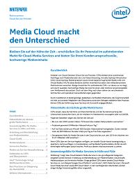 Media Cloud macht den Unterschied
