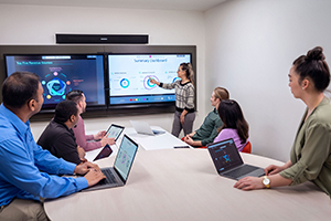 The Intel Unite® Solution: An Open and Endless Collaboration Platform