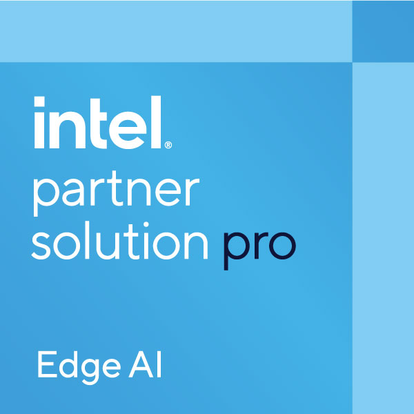 Intel Partner Solution Pro - Edge AI