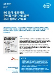 5G 코어 네트워크에 대비한 가상화된 사용자 평면의 가속화