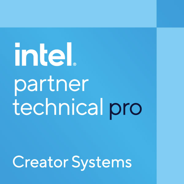 Intel Partner Technical Pro - Creator Systems