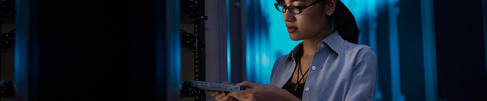 欢迎订阅英特尔商用中心精选资源:网络转型