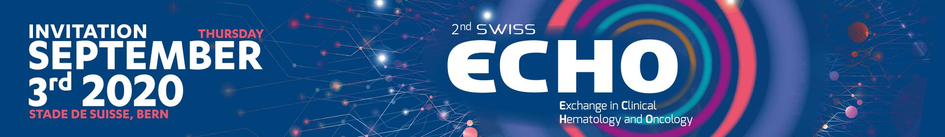 Echo Sept 3rd 2020 - Bern