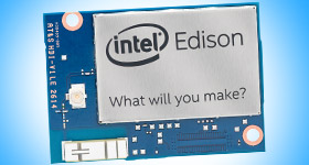 Intel Edison Demo