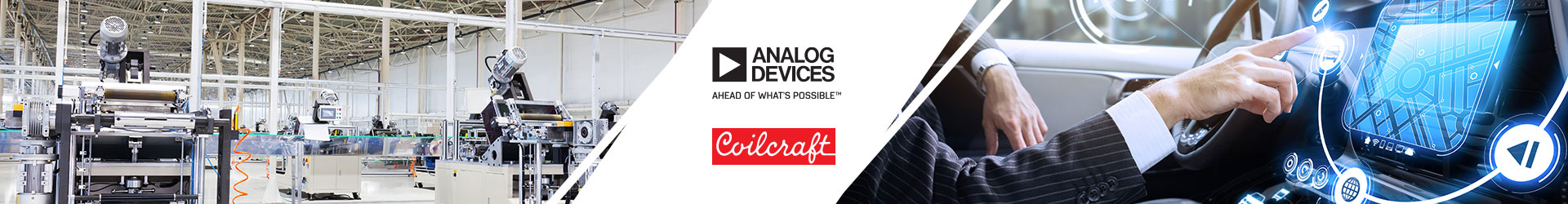 Analog Devices - Coilcraft