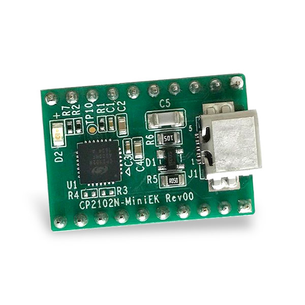 Silicon Labs CP2102N-MINIEK