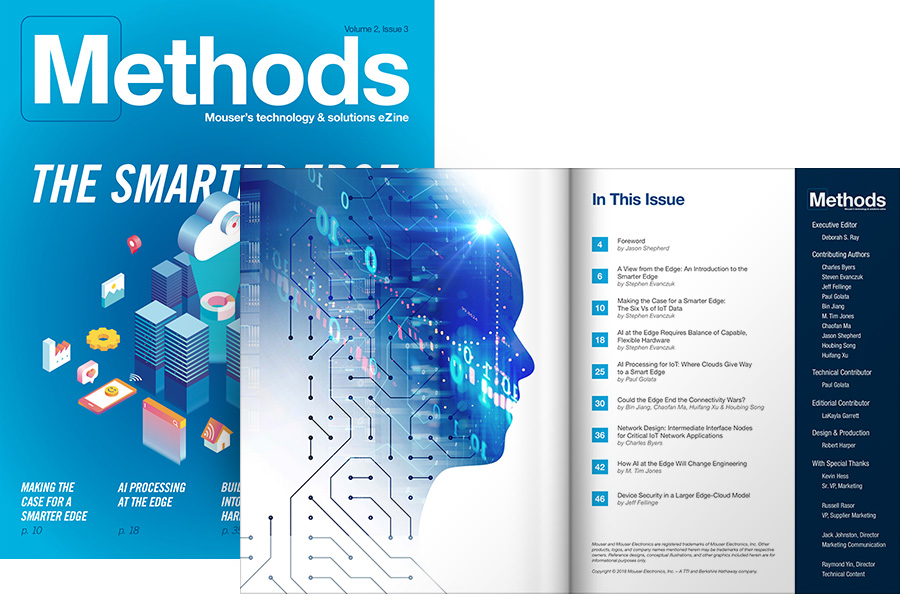 Latest Issue: The Smarter Edge