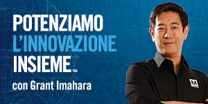 Potenziamo l'innovazione insieme