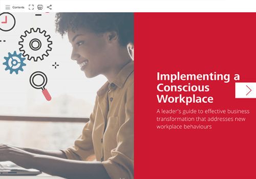 Implementing a Conscious Workplace