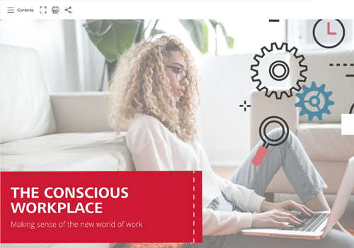 The Conscious Workplace Report