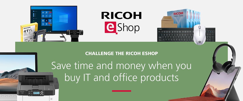 Ricoh eShop