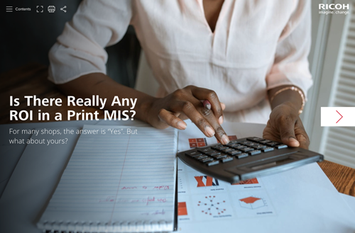 Is There Really Any ROI in a Print MIS?