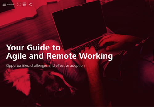 Your Guide to Agile and Remote Working