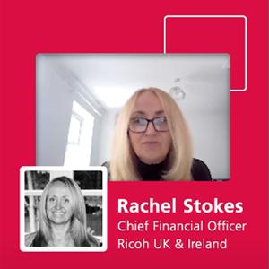 Ricoh UK CFO