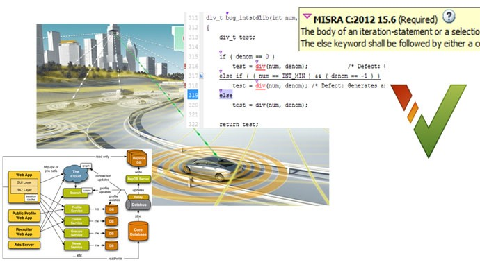 Static Code Analysis for Embedded Systems
