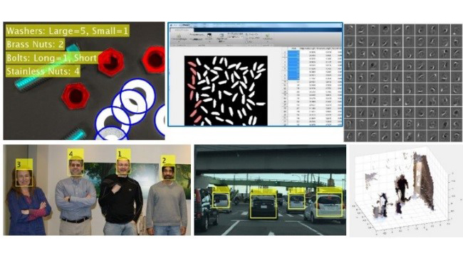 具体例で分かる!MATLABによる画像処理・コンピュータービジョン・機械学習