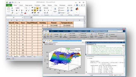 Beyond Excel Data Analys with MATLAB
