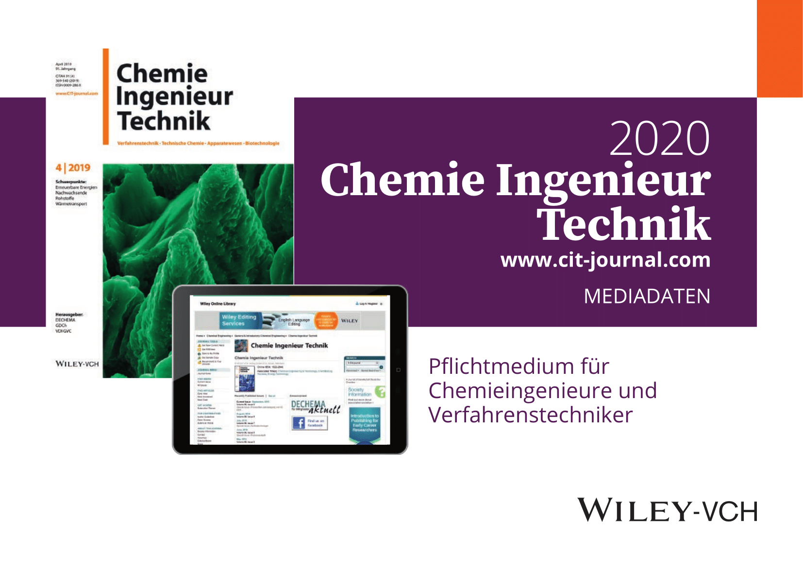 Chemie Ingenieur Technik