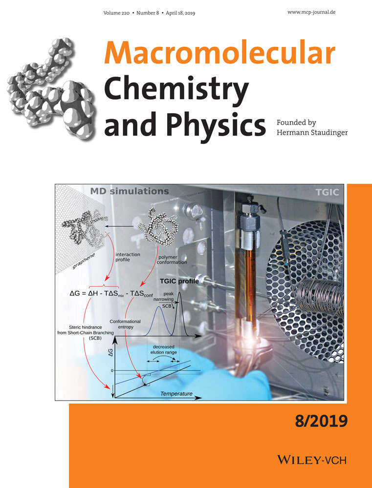 Macromolecular Chemistry and Physics