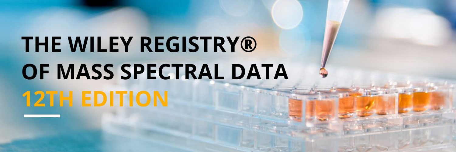 The Wiley Registry® of Mass Spectral Data 12th Edition