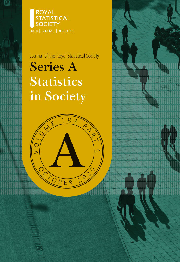 Journal of the Royal Statistical Society: Series A