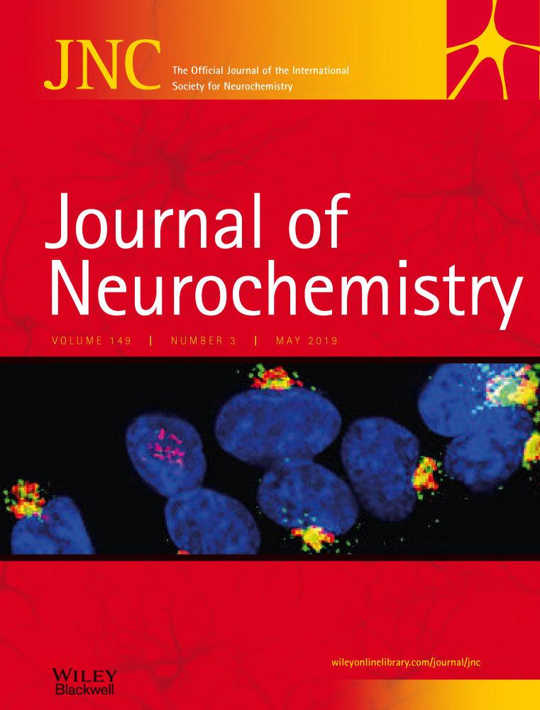 Journal of Neurochemistry